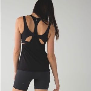 Lululemon All Sport Support Tank - size 4